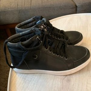 Black Casual Men's Shoes
